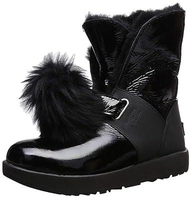 3815f9d8f3e UGG Women's W Isley Patent Waterproof Fashion Boot