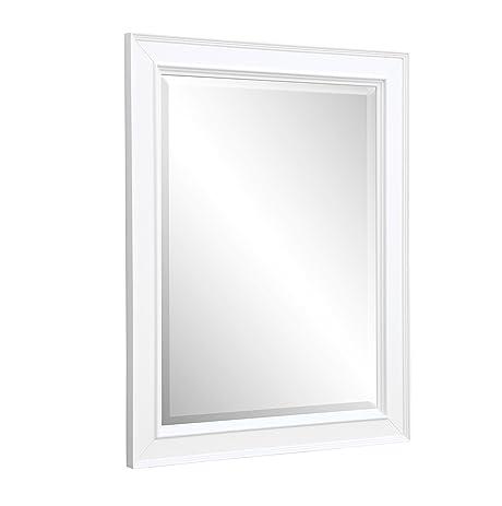 Amazoncom Kitchen Bath Collection MR01WT Bathroom Wall Mirror