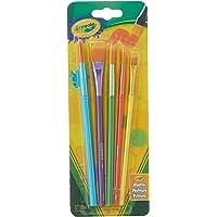 Crayola 53506 Premium Paint Brush (5 Count)