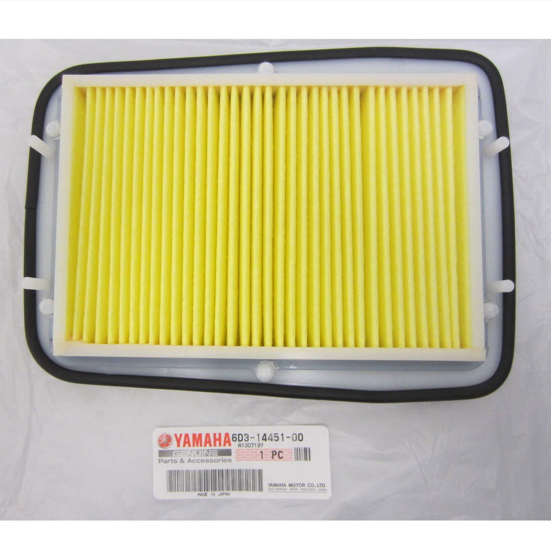 Yamaha OEM WaveRunner Air Cleaner Filter Element 6D3-14451-00-00 by Yamaha