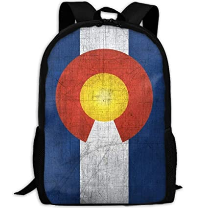 Amazon com: Backpack Cropped-Colorado Womens Laptop Backpacks