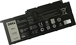 SANISI DELL F7HVR Notebook Battery 14.8V 58WH for Dell Inspiron 15 7537 Dell Insprion 17 7737 Best OEM Quality
