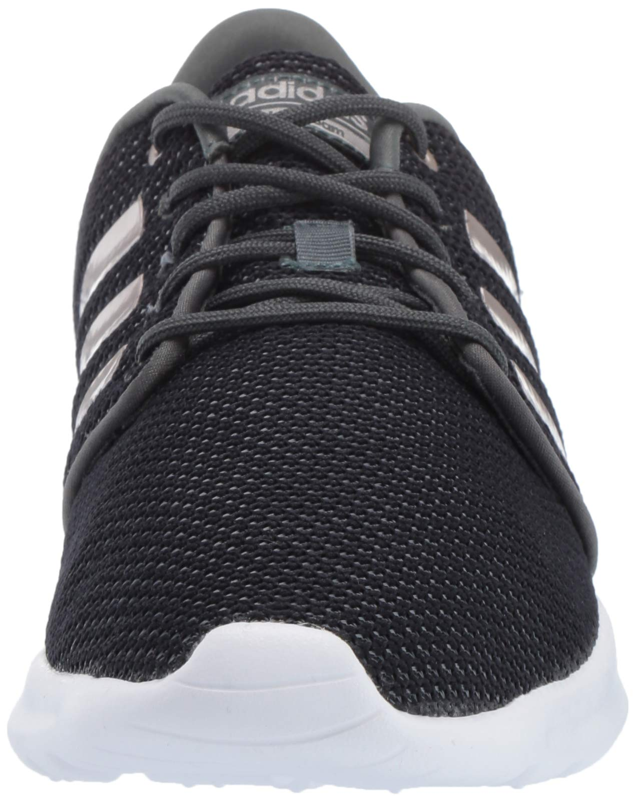 adidas Women's Cloudfoam QT Racer, Legend Ivy/Platino Metallic/Black 5 M US by adidas (Image #4)