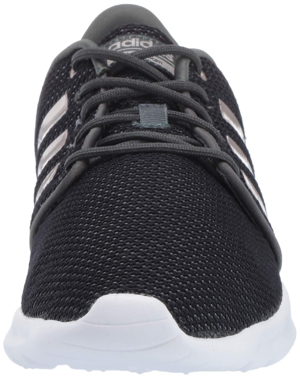 adidas Women's Cloudfoam QT Racer, Legend Ivy/Platino Metallic/Black, 5.5 M US by adidas (Image #4)
