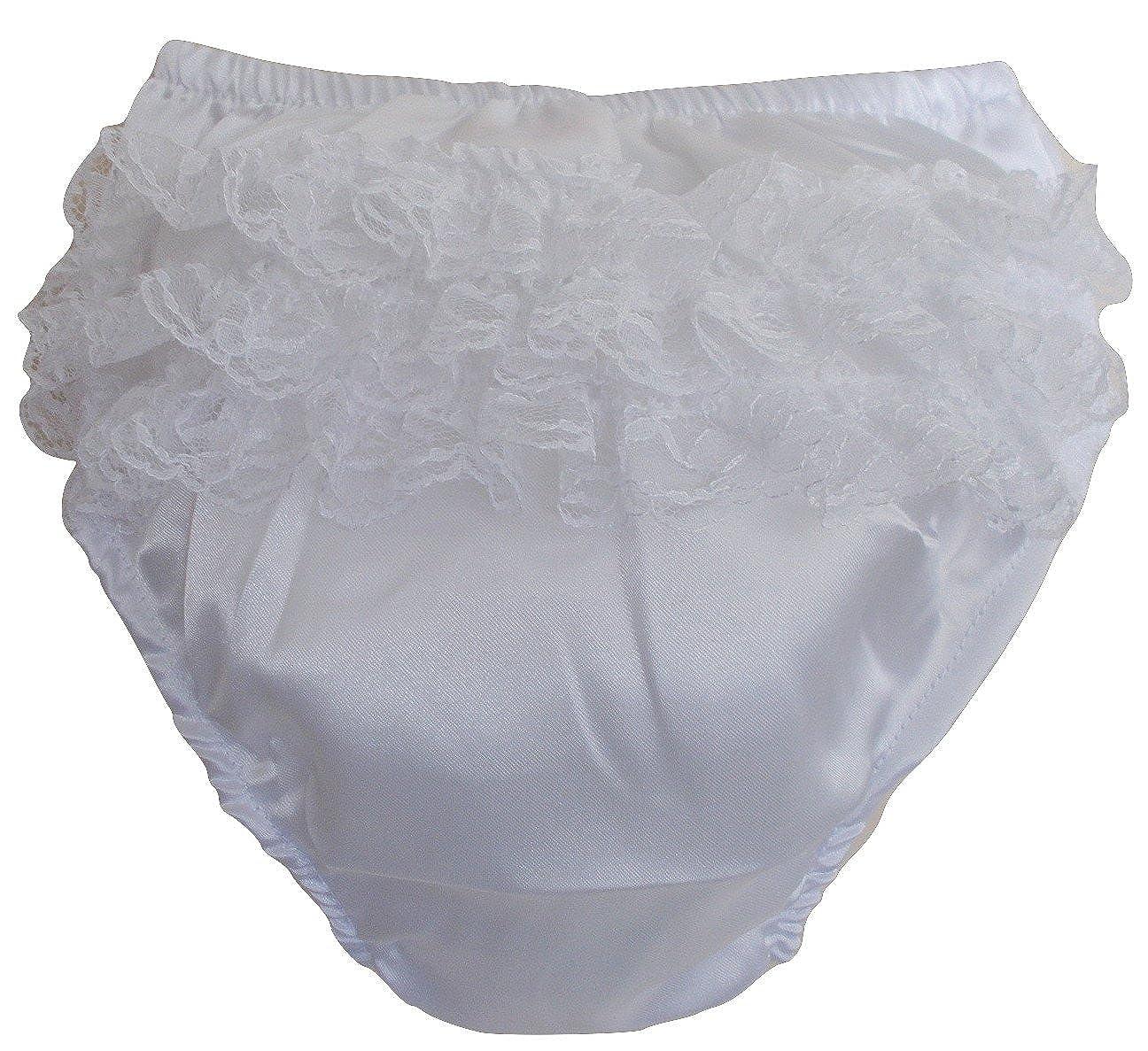 JIEYA 4-Pack Baby Girls Underwear Toddler Panties Bloomers Shorts-Assorted Color