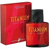 H Pour Homme - Eau de Toilette Homme Titanium - 75ml
