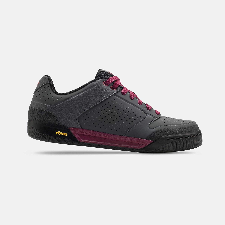 Giro Riddance W Womens Downhill Cycling Shoe − 42, Dark Shadow/Berry (2020)