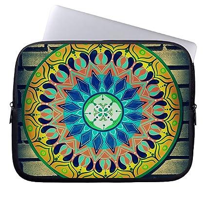 4c437609c577 Amazon.com: Buteri Boho Bohemian Lotus Flower Mandala Indian Hippie ...