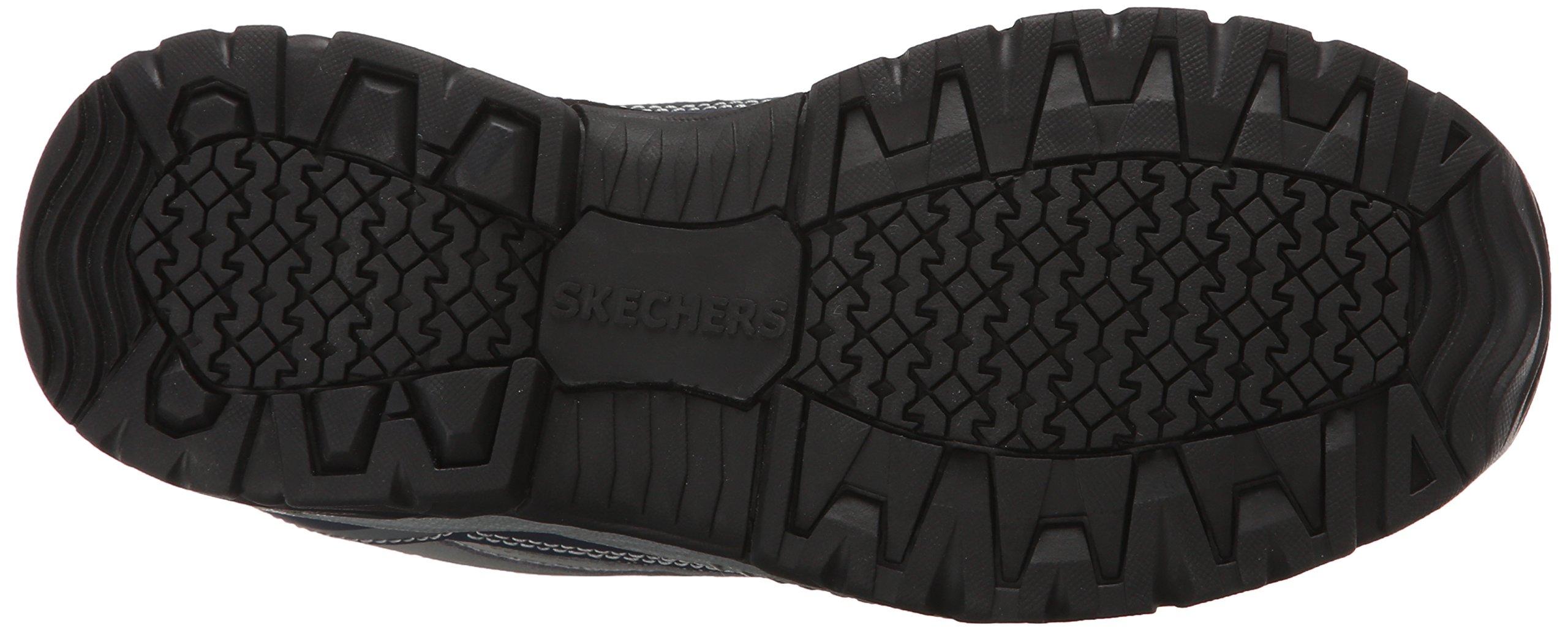Skechers for Work Women's Doyline Hiker Boot, Gray Pink, 9 M US by Skechers (Image #3)