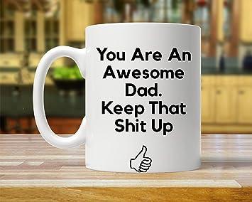 Dad Gift For Mug Funny