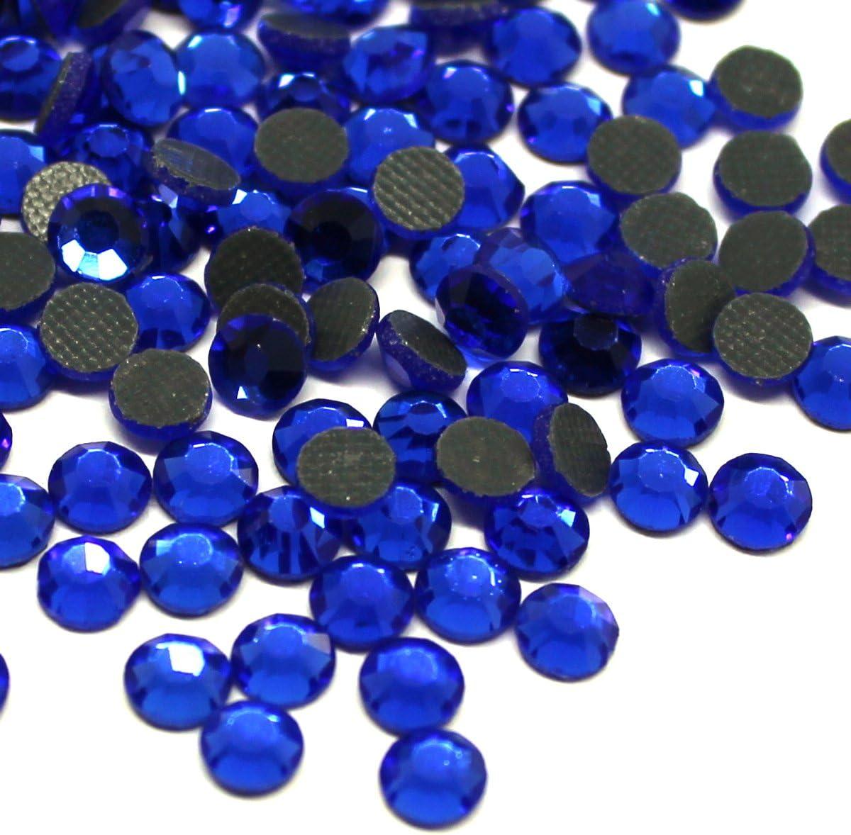 Hotfix Rhinestones Zbella Crystal Hot Fix Rhinestones 10 Gross ss10, Crystal 1440 Stones//pkg
