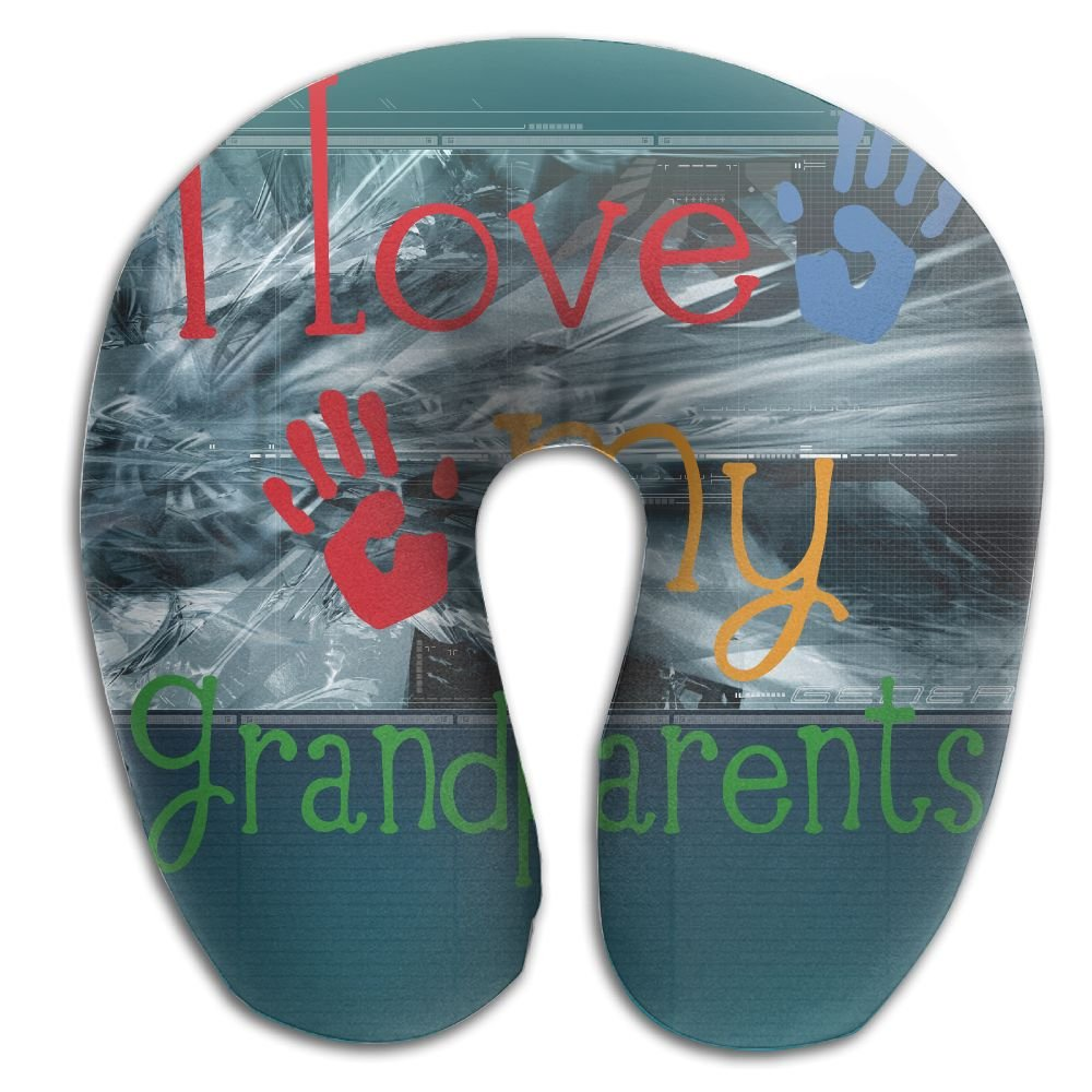 Amazon.com  I Love My Grandparents Super Comfortable U Type Pillow Neck  Pillow Relex Pillow Travel Pillow With Resilient Material  Home   Kitchen bb0b84f2d