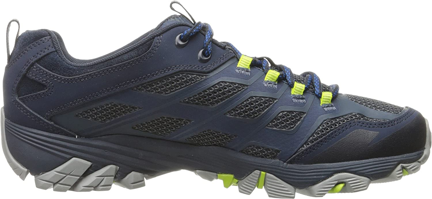merrell moab fst gore-tex walking shoes - aw17 pack