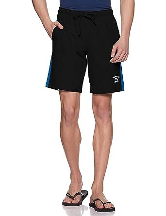 Macroman M-Series Men's Cotton Shorts Men's Pyjamas & Lounge Pants at amazon