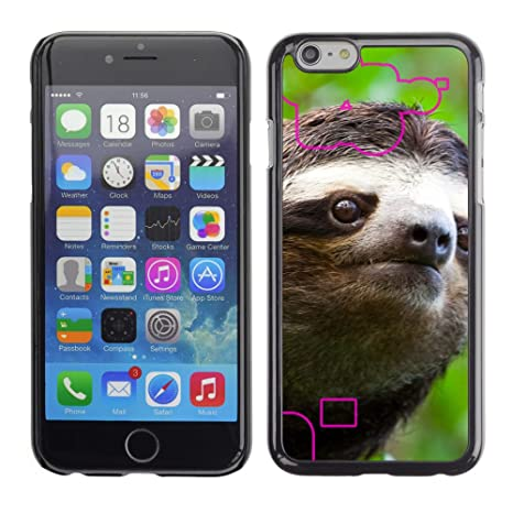 coque iphone 6 paresseux