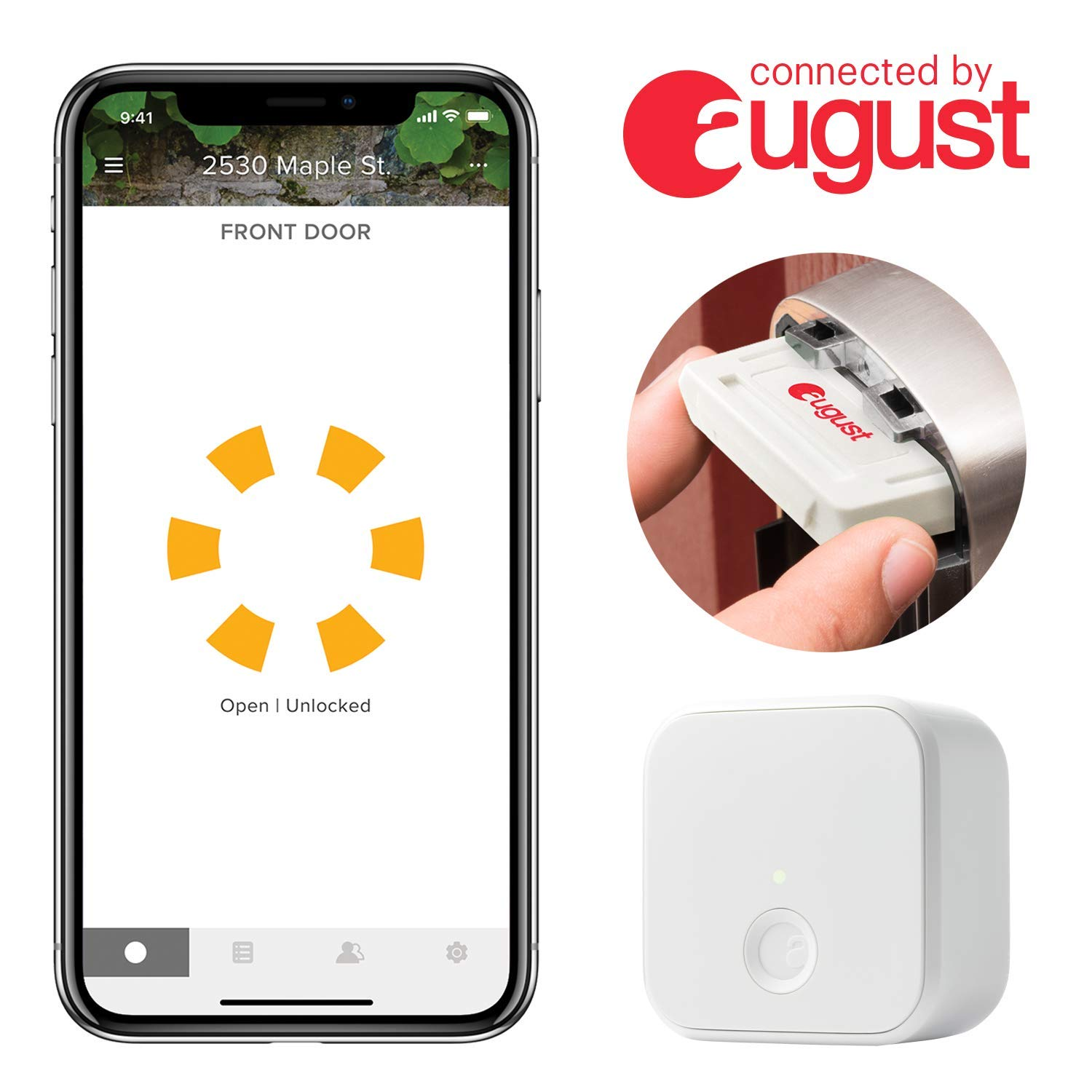 Yale Assure Lock SL, Connected by August with Kincaid BK Lever - Works with Amazon Alexa, Google Assistant and Home Kit by Yale Security (Image #4)