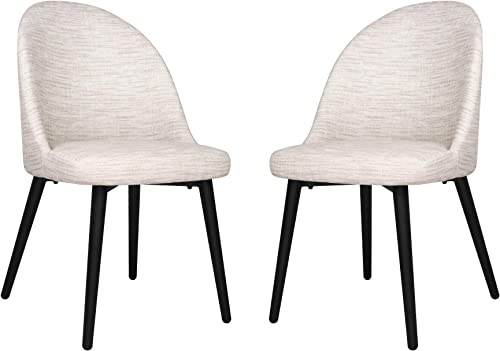 LUCKYERMORE Elegant and Modern Dining Chair Set of 2