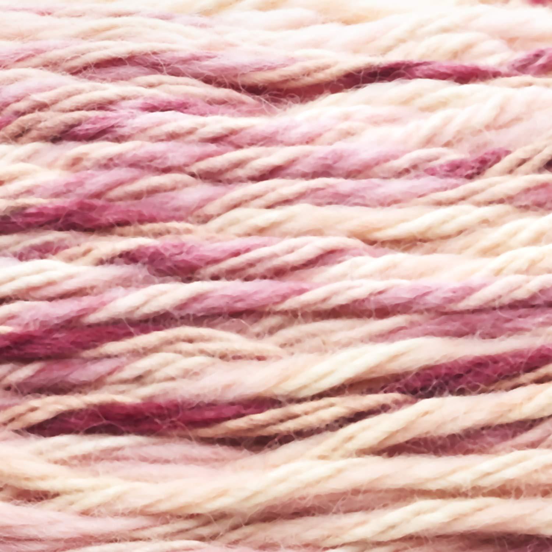 Lion Brand Yarn 756-706 Comfy Cotton Blend Yarn Spring Meadow