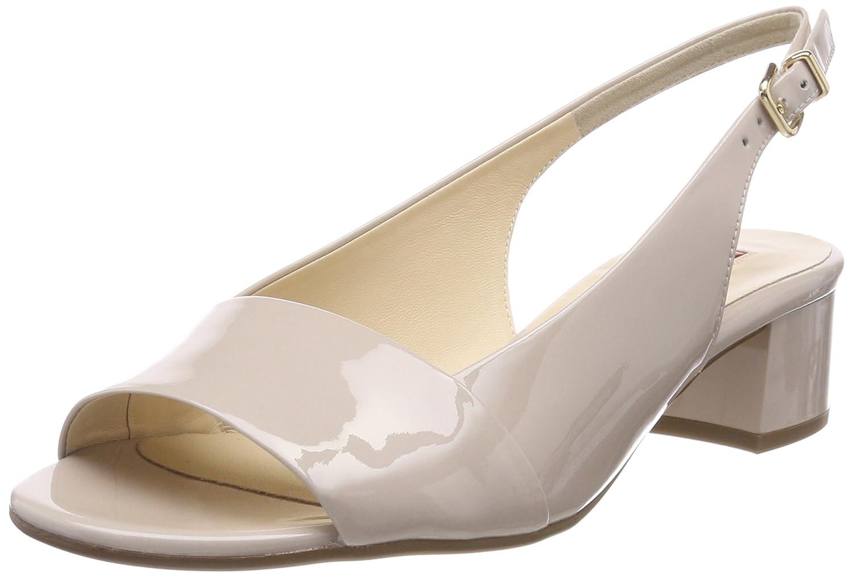 TALLA 41.5 EU. Högl 5-10 2105 0800, Zapatos de Talón Abierto para Mujer