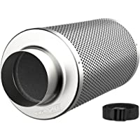 VIVOHOME Activated Air Carbon Filter Odor Control Scrubber with Australian Raw Charcoal
