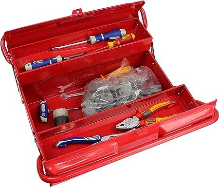 Tayg Caja Herramientas metálica n. 403: Amazon.es: Bricolaje y herramientas
