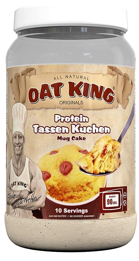 LSP Oat King Mug Cake Chocolate Chip Cheesecake - 500 gr: Amazon.es: Salud y cuidado personal