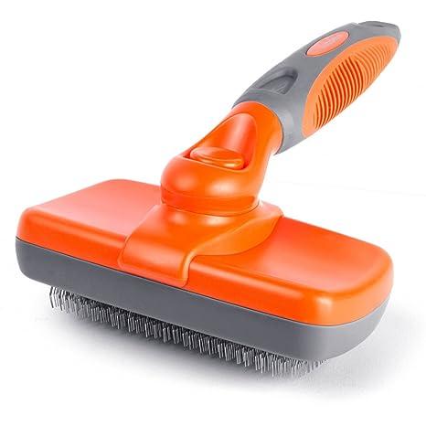 Suppet Cepillo de limpieza para pelo largo, pelo corto, para perros y gatos,