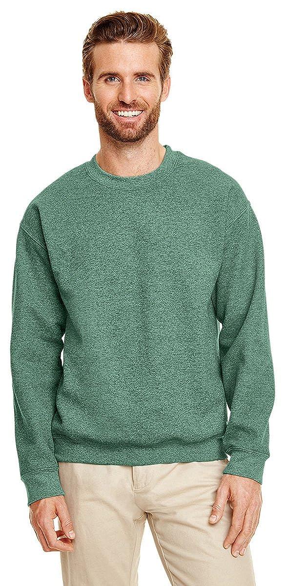 c1f785a7ef Amazon.com  Gildan Men s Fleece Crewneck Sweatshirt  Clothing