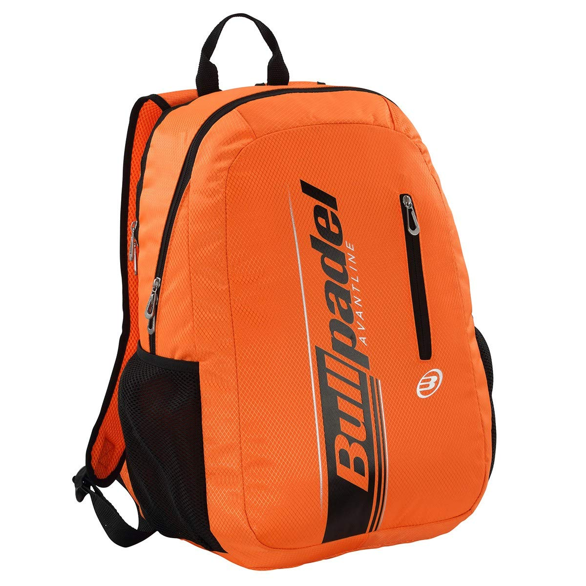 Bull padel Mochila BPM19002 Mid Backpack 2019 Naranja Adultos ...