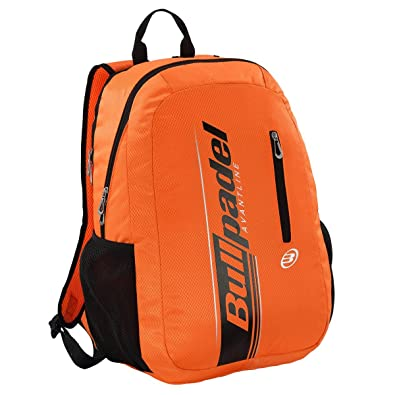 Bull padel Mochila BPM19002 Mid Backpack 2019 Naranja ...