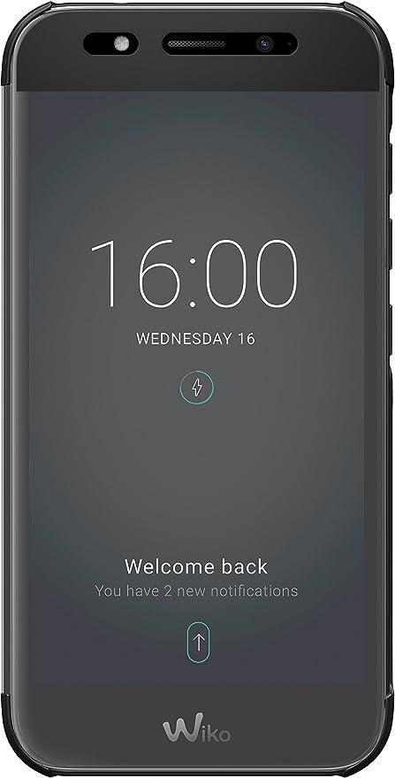 Wiko WKPRFIBK6901 Funda para teléfono móvil 12,7 cm (5