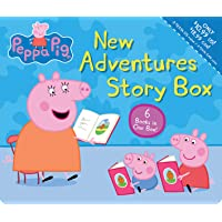New Adventures Story Box (Peppa Pig)