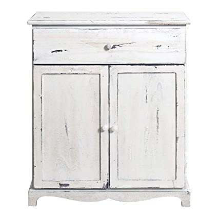 Mobili Shabby Country.Rebecca Mobili Sideboard Dressers Chest Of Drawers White
