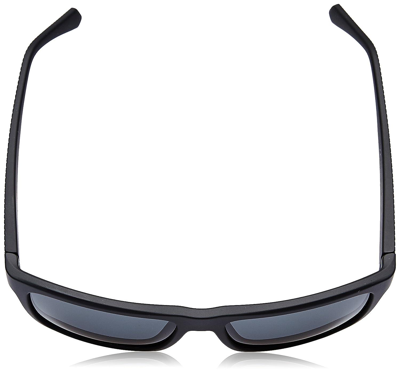 Hombre Polaroid PLD 2058//S M9 003 55 Gafas de Sol Negro Matt Black Grey