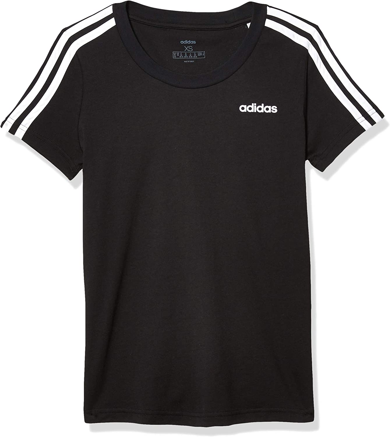 adidas Women's Essentials 3-Stripes Tee