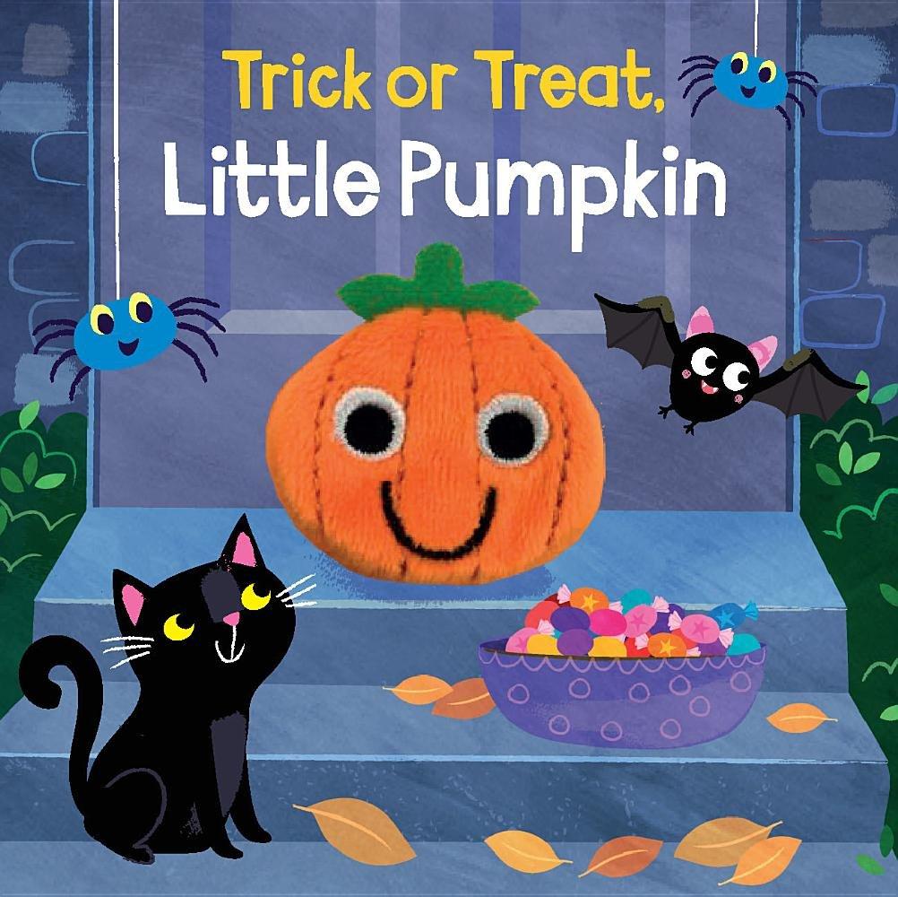 Trick or Treat, Little Pumpkin ebook