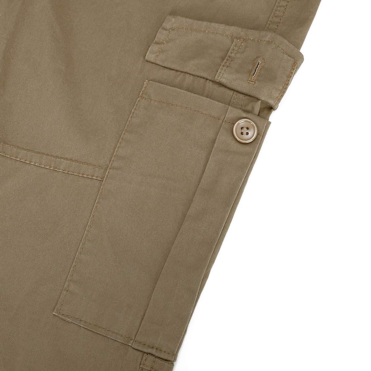 CARETOO Homme Pantalon