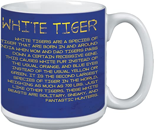 XM29713 Lion Themed Wildlife Art Tree-Free Greetings Extra Large 20-Ounce Ceramic Coffee Mug