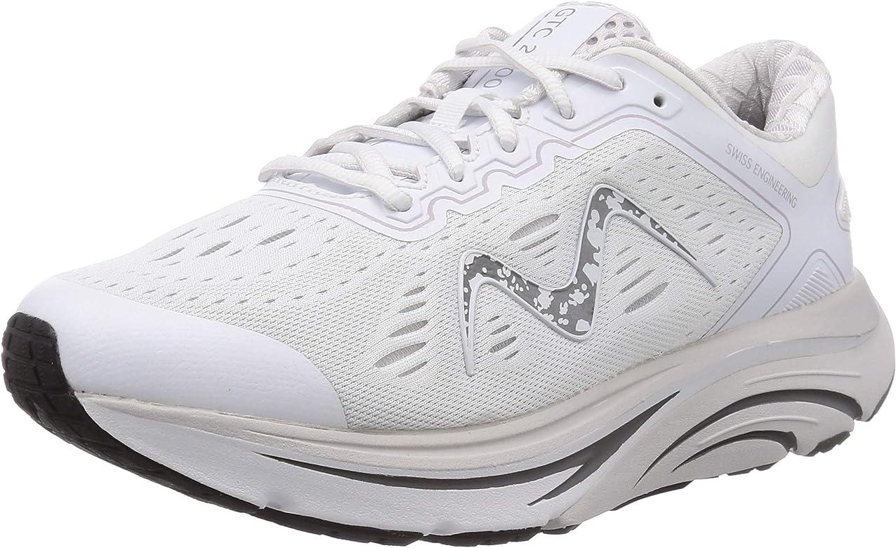 Zapatillas de Hombre MBT GTC 2000 Blanco: Amazon.es: Zapatos y complementos