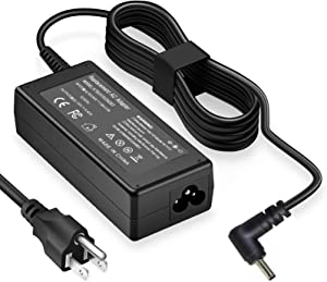 65W 19V 3.42A Ac Adapter Charger Compatible with Acer Chromebook 15 14 13 11 R11 CB3 CB5 CB5-571 CB3-431 CB3-532 CB3-131 CB5-132T CB5-571 C720 C740 fit PA-1450-26 PA-1650-80 N15Q9 N16P1