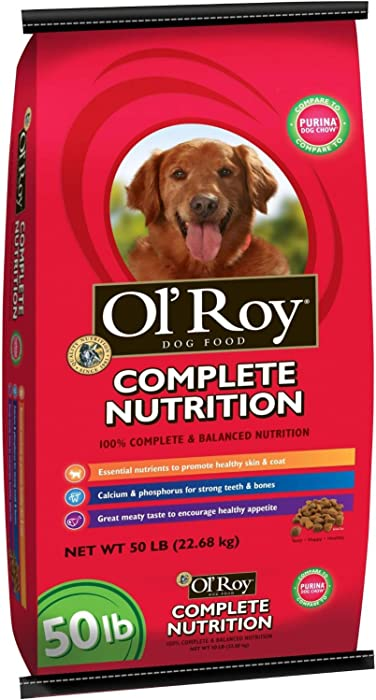 The Best Ole Roy Dry Dog Food