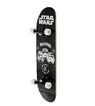 1a36de191c Star Wars Stormtrooper Skateboard  Amazon.co.uk  Toys   Games
