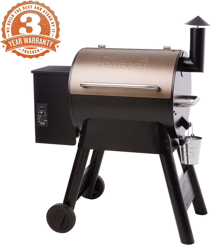 Traeger Grills Pro