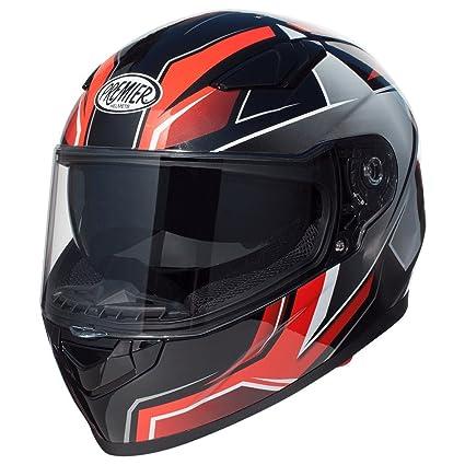 Amazon.es: Premier apintvippols9200 X L Casco Moto, XL