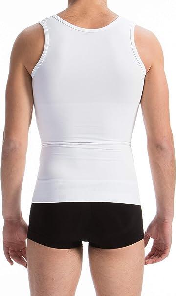 Farmacell Man 417 Camiseta Reductora de Algodon para Hombres: Amazon.es: Ropa y accesorios