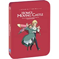 Howl's Moving Castle - Limited Edition Steelbook Blu-ray + DVD (Sous-titres français)