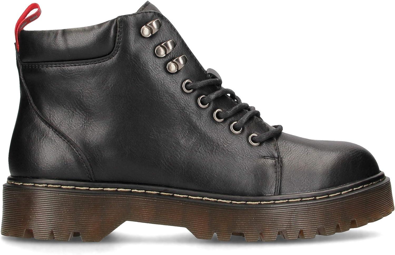 Coolway Calisi, Botas Militares para Mujer: Amazon.es: Zapatos y ...