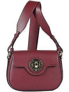 Emporio Armani Y3B098YH23A, Sac pour femme … porter … l 'paule Violet  bordeaux 54f62b07995