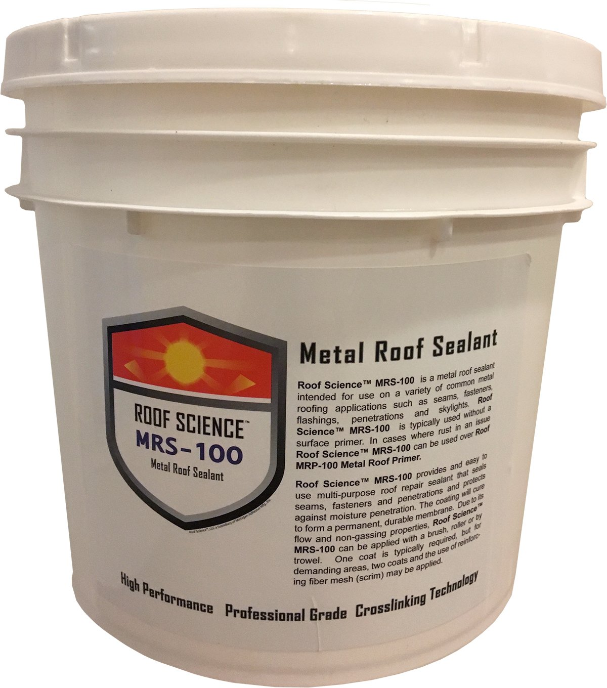 Roof Science MRS-100 Metal Roof Sealant