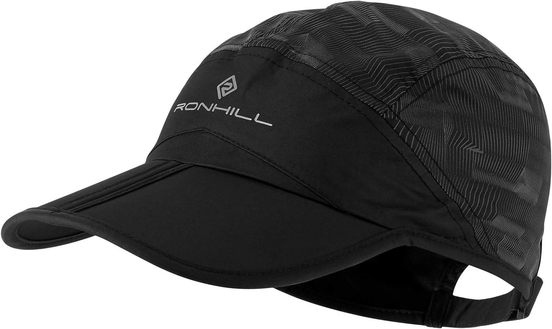 Ronhill Afterlight Split Cap - Gorra Plegable Unisex Adulto